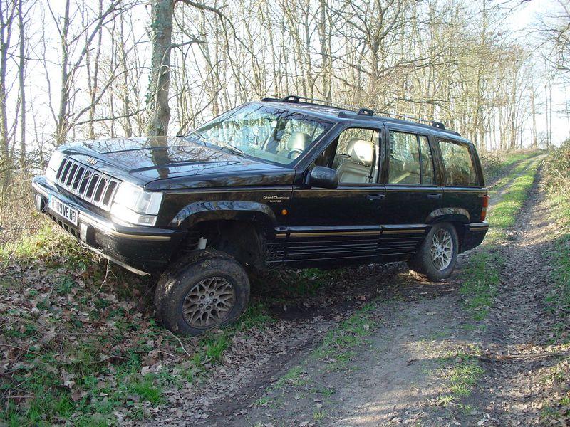 Vente a vendre en l 39 tat jeep grand cherokee zj 4l ho de 1993 - Bien de l etat a vendre ...